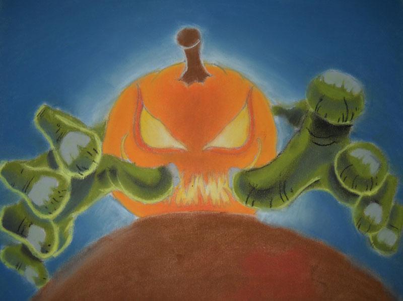 Caitlin Fabro - The Great Pumpkin