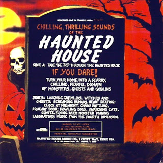 Haunted house haunted house music co 1985 cult of the for Great house music