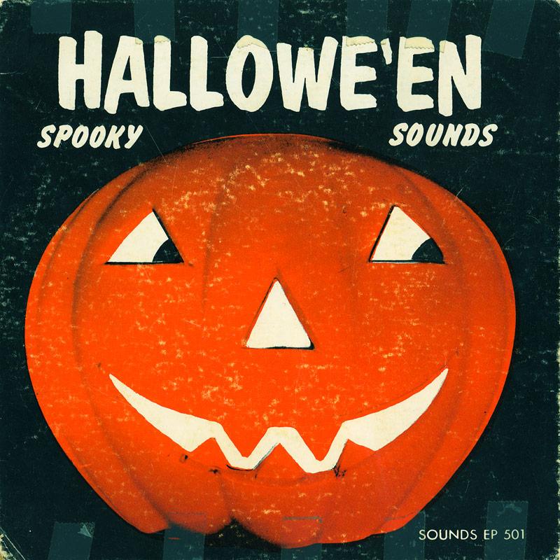 Hallowe'en Spooky Sounds (1962) - Cult of the Great Pumpkin