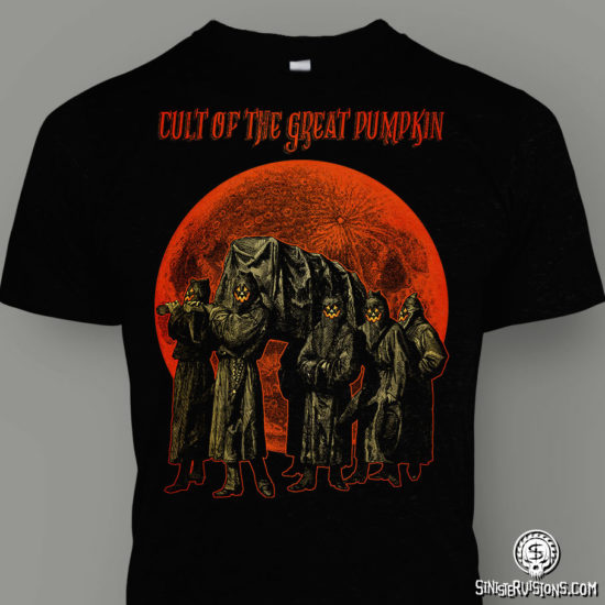 Cult of the Great Pumpkin: Pallbearers
