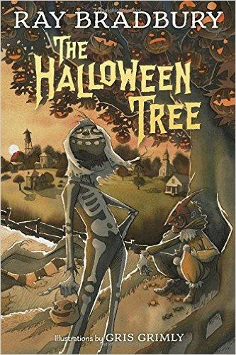 Gris Grimly Illustrates Bradbury's Halloween Tree
