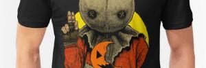 Halloween Saints: Sam ALTERNATE