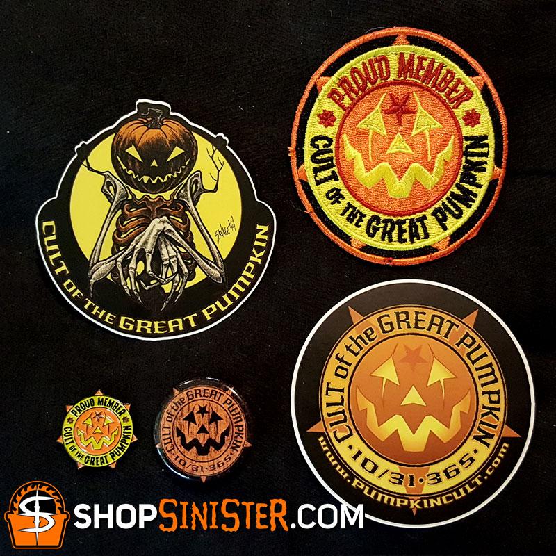 Cult of the Great Pumpkin Set