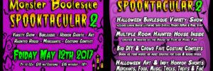Halfway2Halloween Monster Boolesque Spooktacular 2!