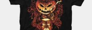 Monster Man Graphics - Pumpkin King Lord O Lanterns