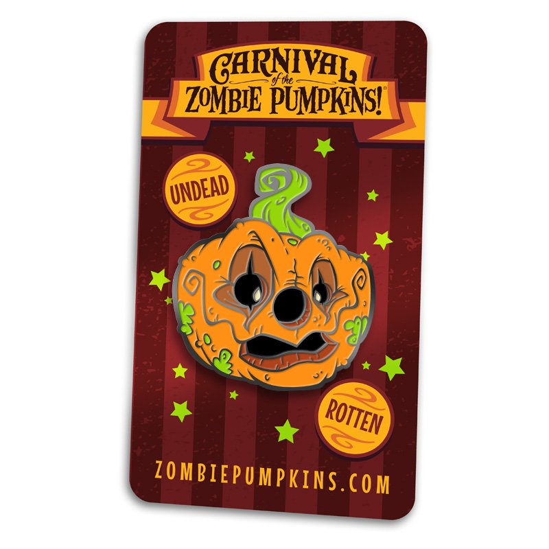 Carnival of the Zombie Pumpkins by Zombie Pumpkins