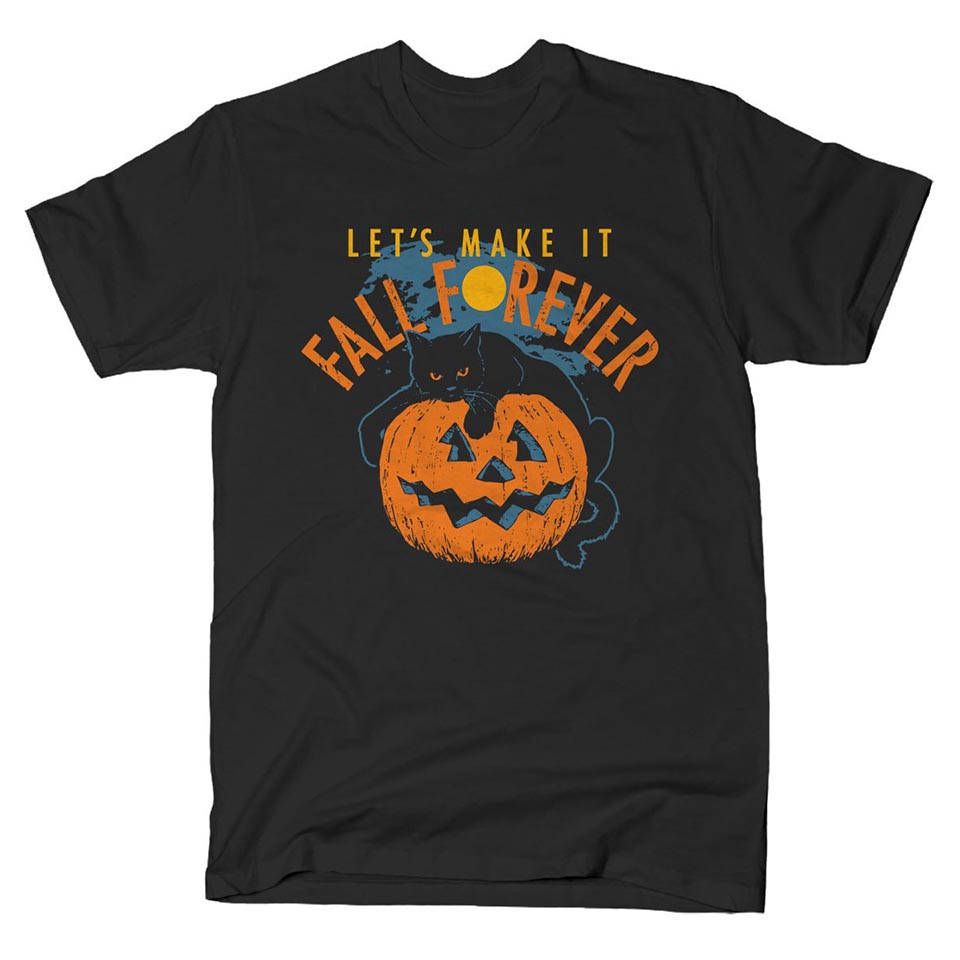 Fall Forever - SnorgTees