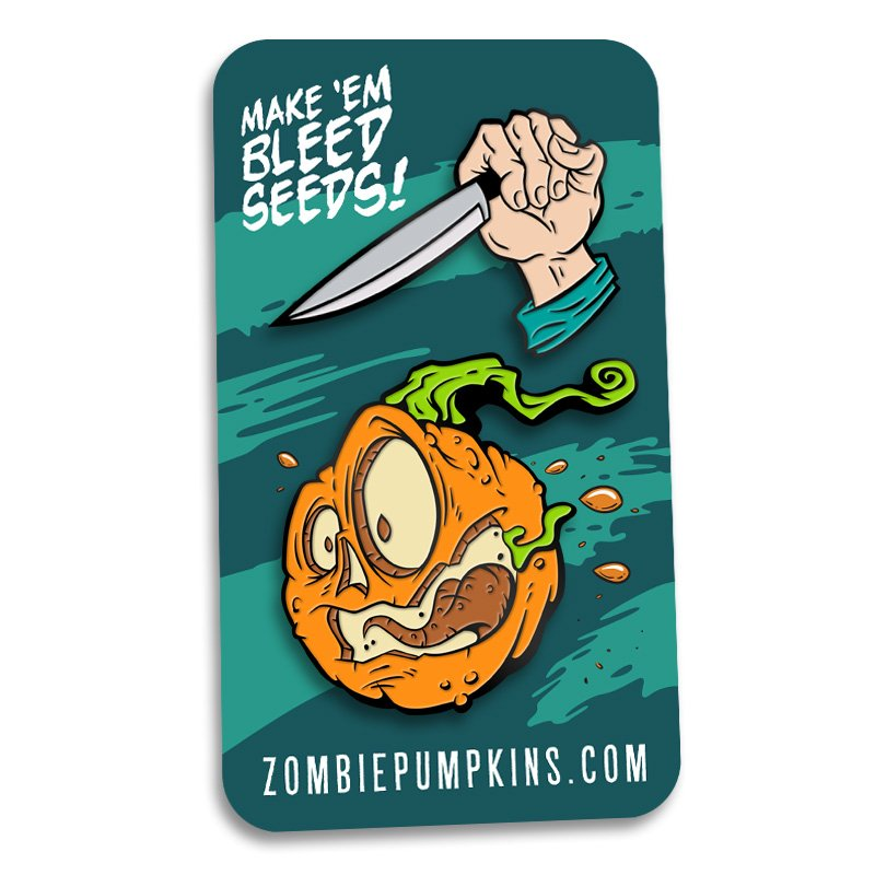 Fear of the Zombie Pumpkins by Zombie Pumpkins