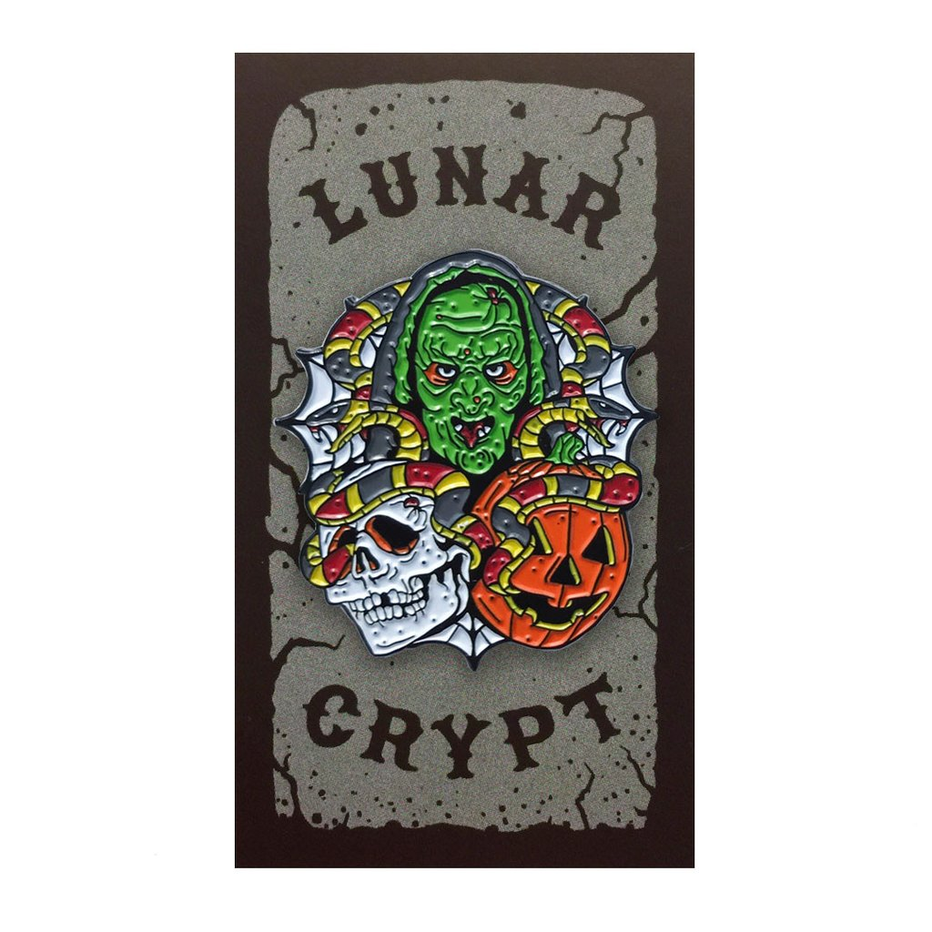 Halloween Masks by Lunar Crypt
